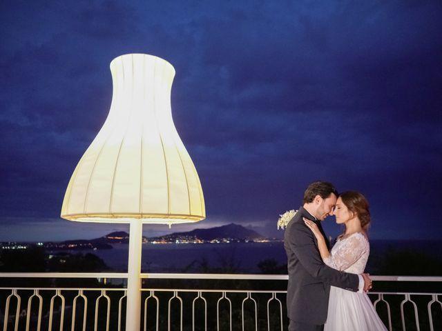 Il matrimonio di Melania e Alberto a Napoli, Napoli 49