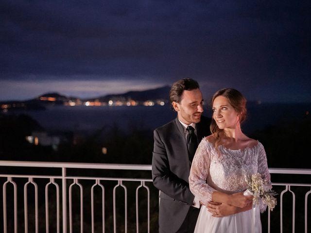 Il matrimonio di Melania e Alberto a Napoli, Napoli 50