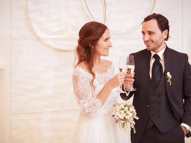 Il matrimonio di Melania e Alberto a Napoli, Napoli 51