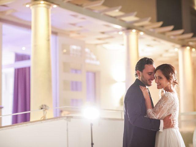 Il matrimonio di Melania e Alberto a Napoli, Napoli 65