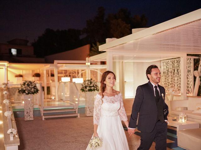 Il matrimonio di Melania e Alberto a Napoli, Napoli 69