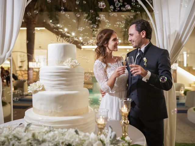 Il matrimonio di Melania e Alberto a Napoli, Napoli 72