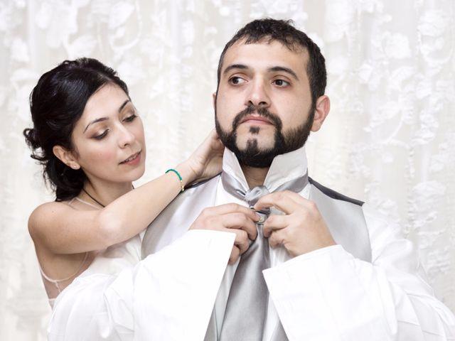 Il matrimonio di Andrea e Caterina a Gonnostramatza, Oristano 1