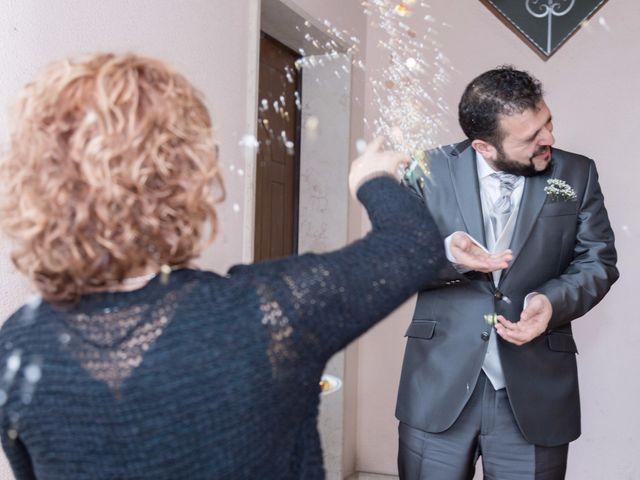 Il matrimonio di Andrea e Caterina a Gonnostramatza, Oristano 5