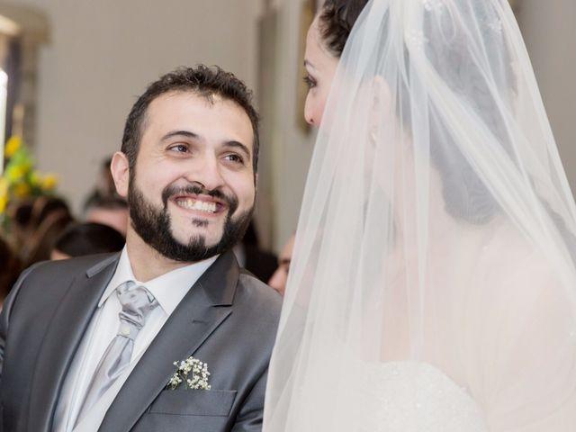 Il matrimonio di Andrea e Caterina a Gonnostramatza, Oristano 24