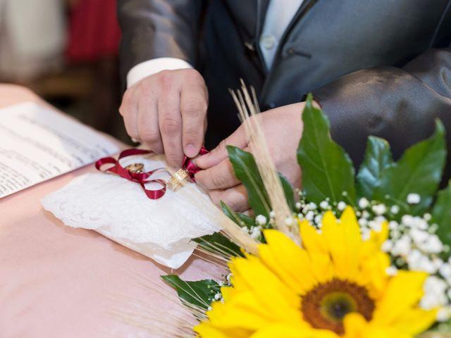 Il matrimonio di Andrea e Caterina a Gonnostramatza, Oristano 25