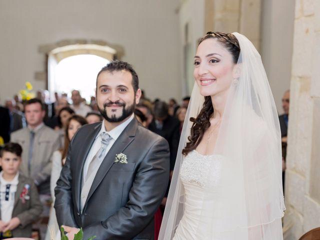 Il matrimonio di Andrea e Caterina a Gonnostramatza, Oristano 26
