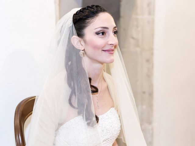 Il matrimonio di Andrea e Caterina a Gonnostramatza, Oristano 27