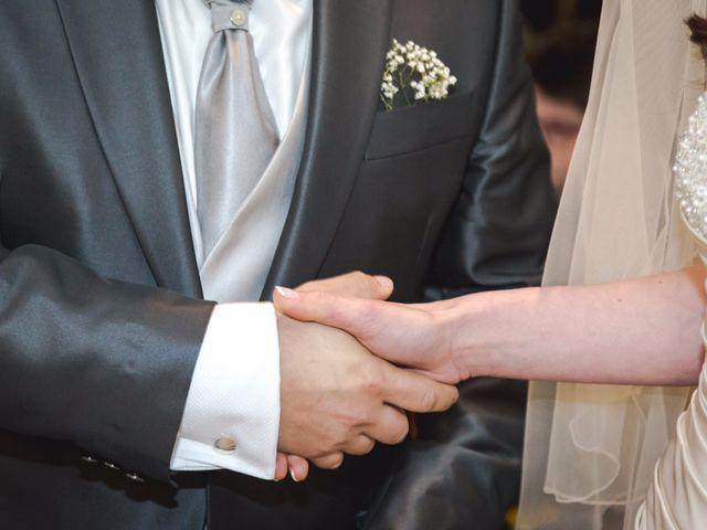 Il matrimonio di Andrea e Caterina a Gonnostramatza, Oristano 29
