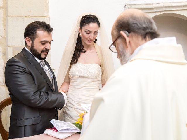 Il matrimonio di Andrea e Caterina a Gonnostramatza, Oristano 30