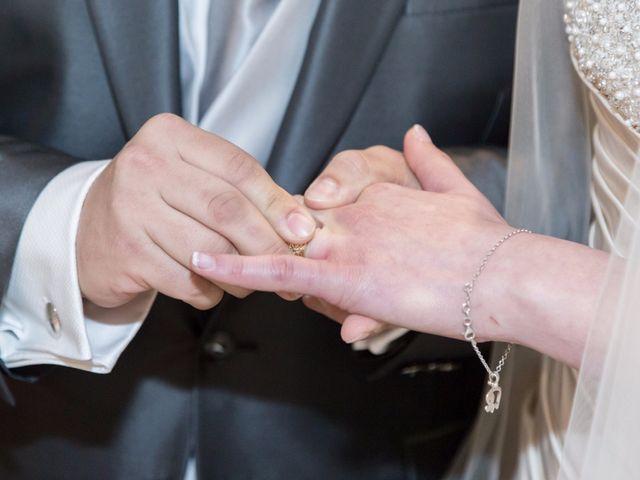 Il matrimonio di Andrea e Caterina a Gonnostramatza, Oristano 31