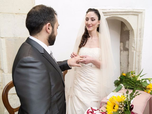 Il matrimonio di Andrea e Caterina a Gonnostramatza, Oristano 32
