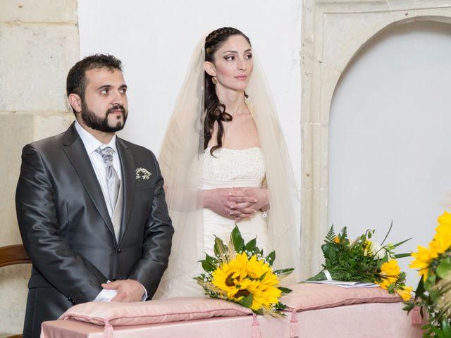 Il matrimonio di Andrea e Caterina a Gonnostramatza, Oristano 34