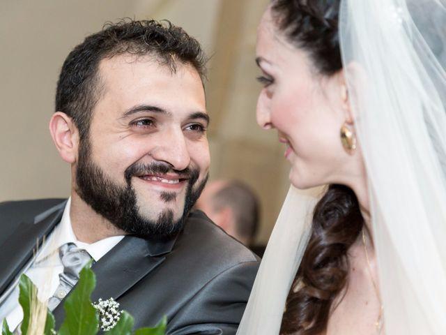 Il matrimonio di Andrea e Caterina a Gonnostramatza, Oristano 35