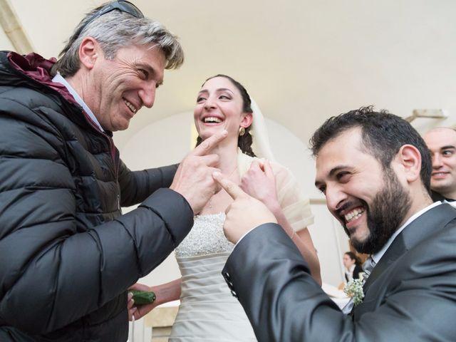 Il matrimonio di Andrea e Caterina a Gonnostramatza, Oristano 38