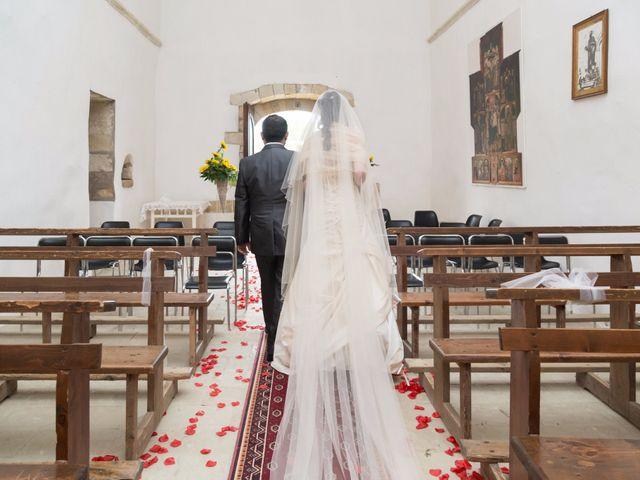 Il matrimonio di Andrea e Caterina a Gonnostramatza, Oristano 40