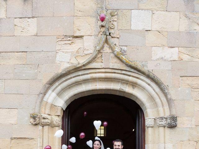 Il matrimonio di Andrea e Caterina a Gonnostramatza, Oristano 41