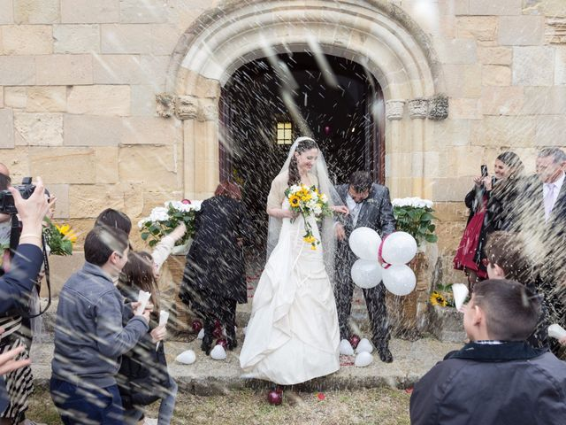 Il matrimonio di Andrea e Caterina a Gonnostramatza, Oristano 42
