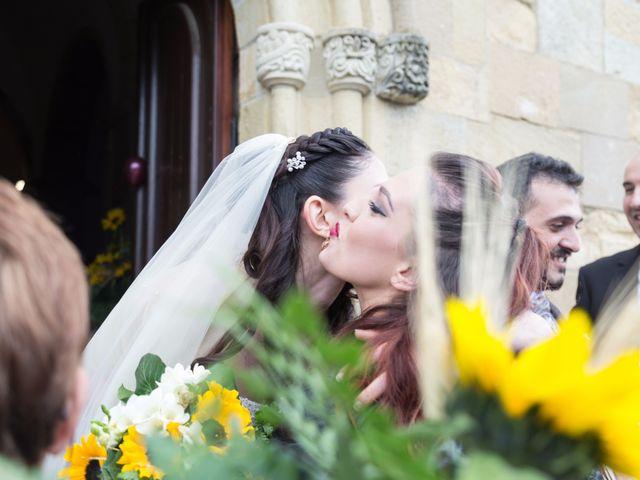 Il matrimonio di Andrea e Caterina a Gonnostramatza, Oristano 43