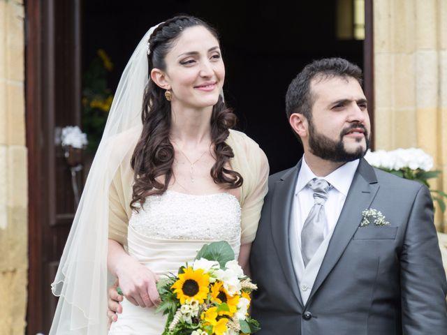 Il matrimonio di Andrea e Caterina a Gonnostramatza, Oristano 45