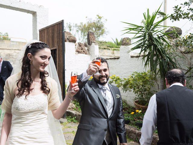 Il matrimonio di Andrea e Caterina a Gonnostramatza, Oristano 48
