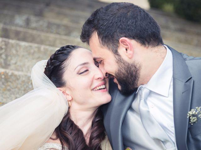 Il matrimonio di Andrea e Caterina a Gonnostramatza, Oristano 64