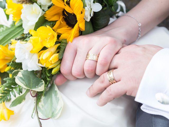 Il matrimonio di Andrea e Caterina a Gonnostramatza, Oristano 65