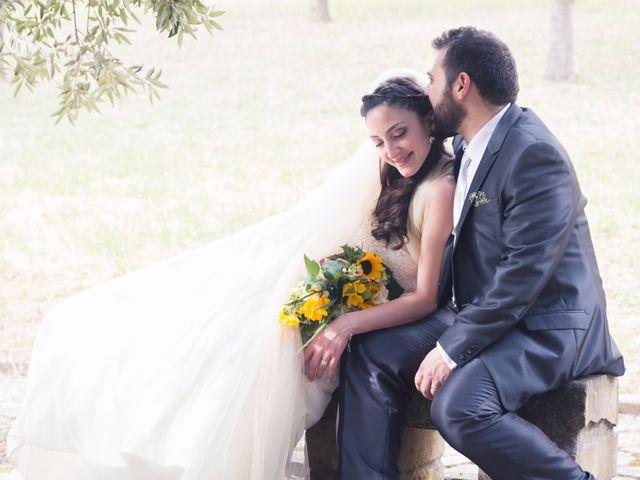 Il matrimonio di Andrea e Caterina a Gonnostramatza, Oristano 67