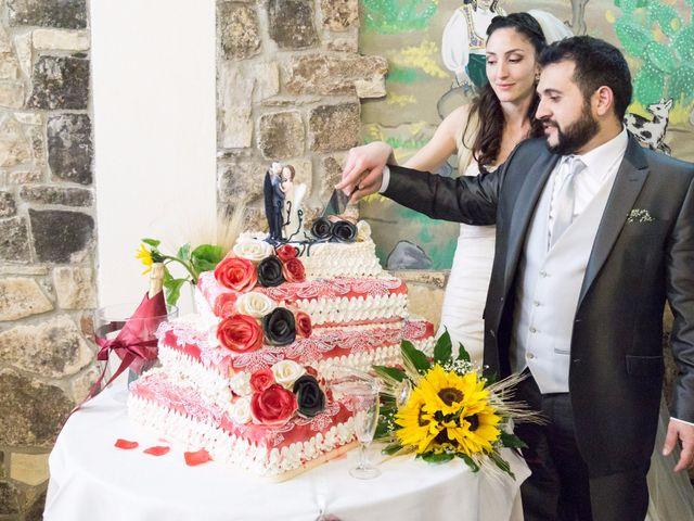 Il matrimonio di Andrea e Caterina a Gonnostramatza, Oristano 72