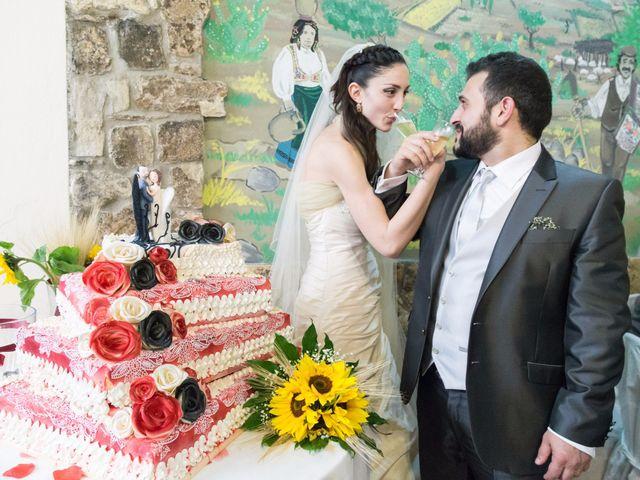 Il matrimonio di Andrea e Caterina a Gonnostramatza, Oristano 73