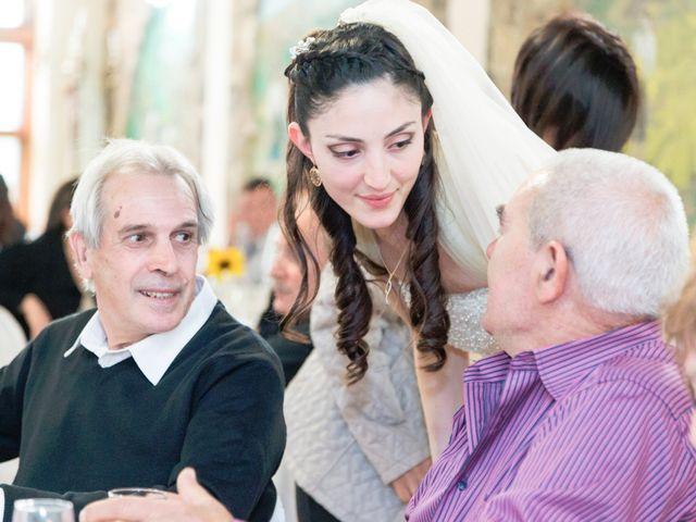Il matrimonio di Andrea e Caterina a Gonnostramatza, Oristano 81