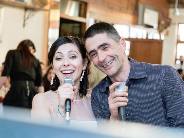 Il matrimonio di Andrea e Caterina a Gonnostramatza, Oristano 85