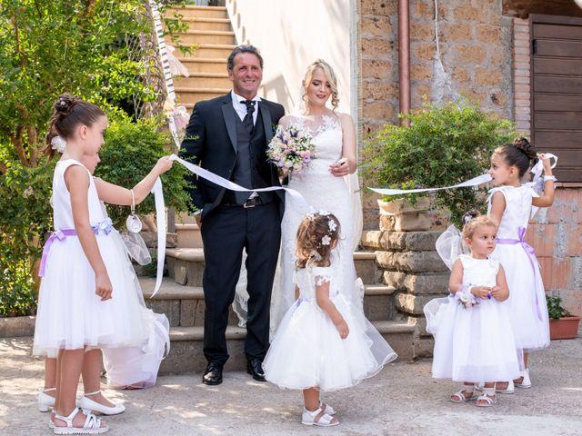 Il matrimonio di Gabriele e Angelica a Viterbo, Viterbo 41