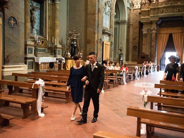 Il matrimonio di Gabriele e Angelica a Viterbo, Viterbo 43