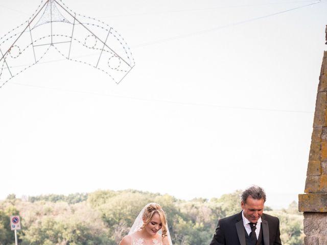 Il matrimonio di Gabriele e Angelica a Viterbo, Viterbo 46