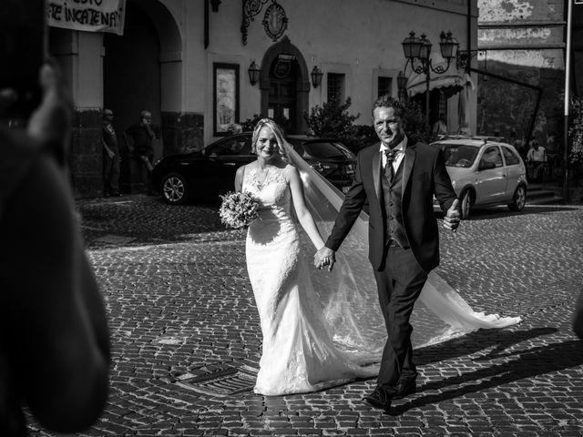 Il matrimonio di Gabriele e Angelica a Viterbo, Viterbo 47