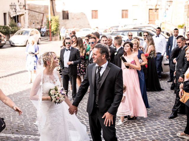 Il matrimonio di Gabriele e Angelica a Viterbo, Viterbo 48