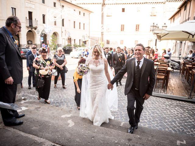 Il matrimonio di Gabriele e Angelica a Viterbo, Viterbo 49