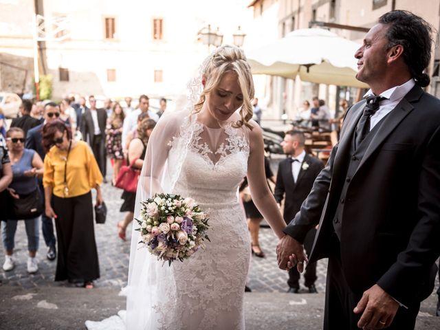 Il matrimonio di Gabriele e Angelica a Viterbo, Viterbo 50