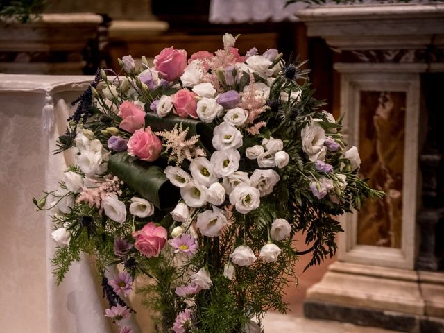 Il matrimonio di Gabriele e Angelica a Viterbo, Viterbo 51