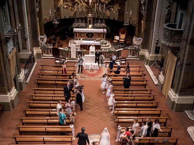 Il matrimonio di Gabriele e Angelica a Viterbo, Viterbo 53