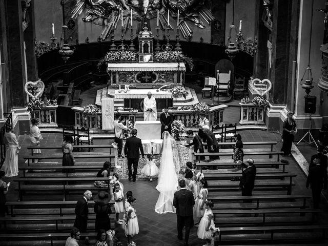 Il matrimonio di Gabriele e Angelica a Viterbo, Viterbo 54
