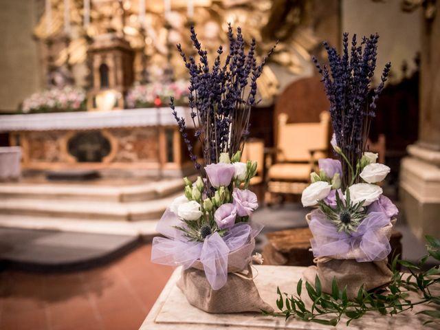 Il matrimonio di Gabriele e Angelica a Viterbo, Viterbo 55