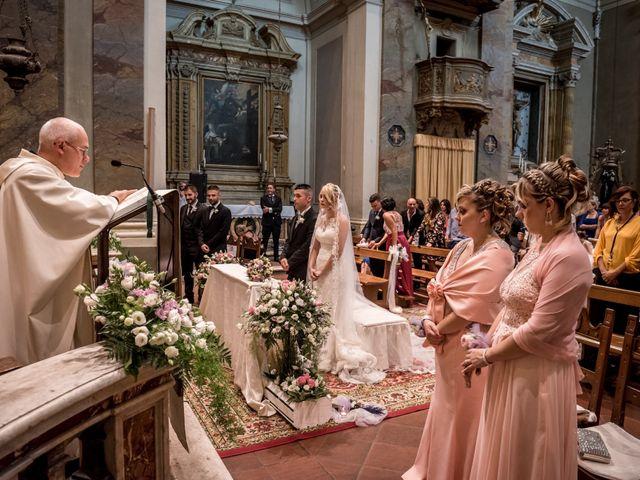 Il matrimonio di Gabriele e Angelica a Viterbo, Viterbo 58
