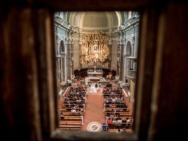 Il matrimonio di Gabriele e Angelica a Viterbo, Viterbo 59