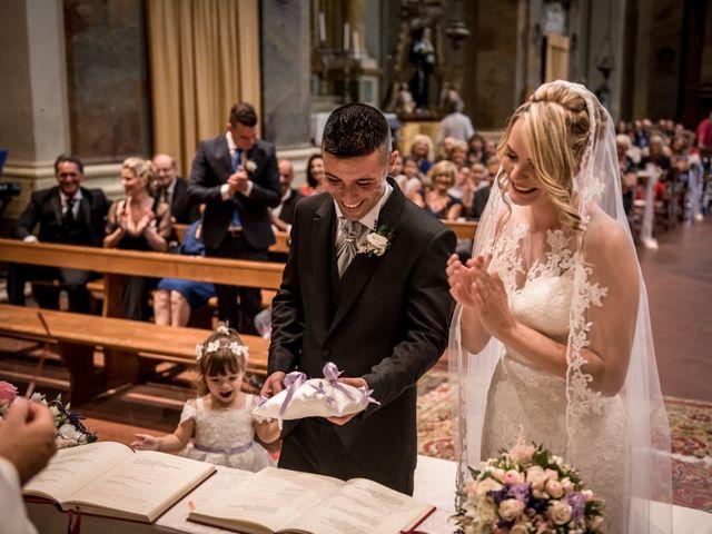Il matrimonio di Gabriele e Angelica a Viterbo, Viterbo 62