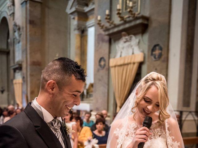Il matrimonio di Gabriele e Angelica a Viterbo, Viterbo 67