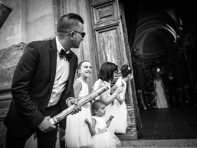 Il matrimonio di Gabriele e Angelica a Viterbo, Viterbo 72