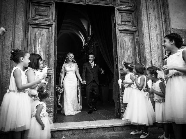 Il matrimonio di Gabriele e Angelica a Viterbo, Viterbo 73