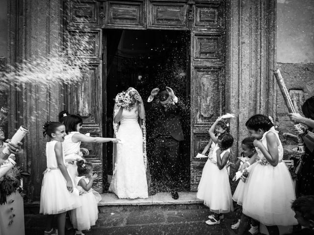 Il matrimonio di Gabriele e Angelica a Viterbo, Viterbo 74